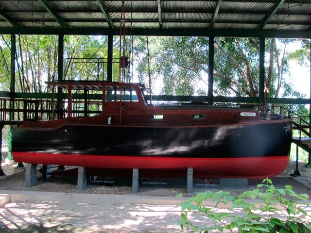 bateau Pilar