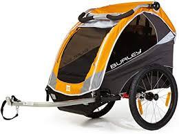 burley d lite bike trailer
