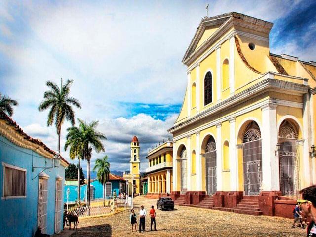 Trinidad City