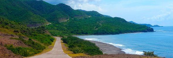 Fahren Sie mit Ihrem Fahrrad von Santiago de Cuba nach Holguin entlang der wunderschönen Südküste